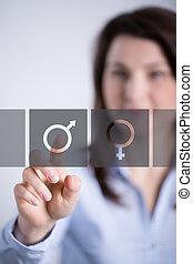 αλληλεξάρτηση , γυναίκα , ενδιαφερόμενος , άντρεs