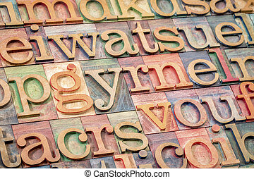 αλφάβητο , αφαιρώ , ξύλο , δακτυλογραφώ