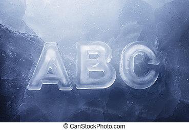 αλφάβητο , δροσερός
