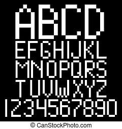 αλφάβητο , εικονοκύτταρο