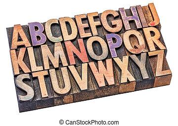 αλφάβητο , ξύλο , δακτυλογραφώ , κρασί
