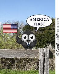 αμερική , πρώτα