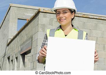 αμπάρι , άσπρο , σημαία , καπέλο , κουραστικός , γυναίκα , άγρια δουλευτής