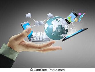 ανάμιξη , τεχνολογία