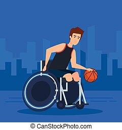 ανάπηρος , σχεδιάζω , άνθρωποι
