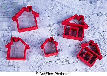 ανάπτυξη , αρχιτεκτονική , αρχιτεκτονικό σχέδιο