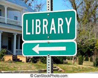 ανήκων στο δημόσιο βιβλιοθήκη , δρόμος αναχωρώ