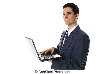 ανήρ δια laptop