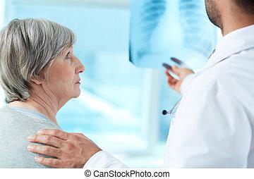 ανήσυχος , ασθενής