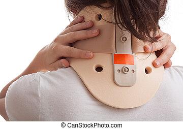 αναίδεια αλυσίδα λαιμού