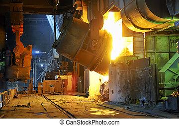αναβλύζω , εργοστάσιο , μέταλλο , εσωτερικός , υγρό