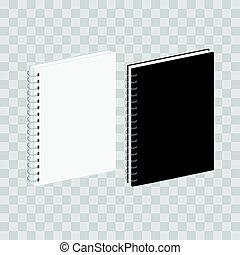 ανακριτού. , isometric , template., διαφανής , ανέρχομαι καρνέ σημειώσεων , απομονωμένος , covers., μικροβιοφορέας , μαύρο , κενό , βλέπω , checkered., άσπρο , κοροϊδεύω