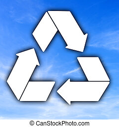 ανακυκλώνω , αναφορικά σε απαλλάσσω , ο , πλανήτης