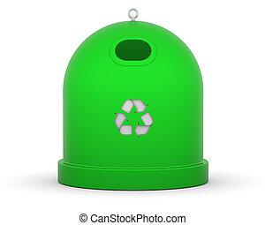 ανακυκλώνω , γυαλί , αποθήκη