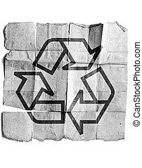 ανακυκλώνω σύμβολο