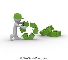 ανακύκλωση , γενική ιδέα