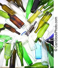ανακύκλωση , γυαλί