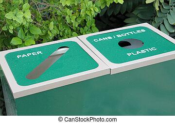 ανακύκλωση , δοχείο