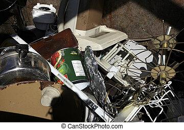 ανακύκλωση , μέταλλο