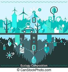 ανακύκλωση , οικολογία , έκθεση