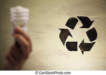 ανακύκλωση , σήμα