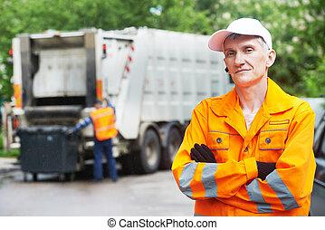 ανακύκλωση , σπατάλη , σκουπίδια