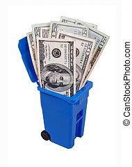 ανακύκλωση , χρήματα , απαλλάσσω