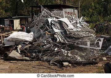 ανακύκλωση , industry., επιχείρηση , recycling.