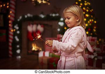 αναλαμπή , γεμάτος , διακοπές χριστουγέννων εποχή