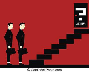αναμονή , δουλειές , επιχειρηματίας