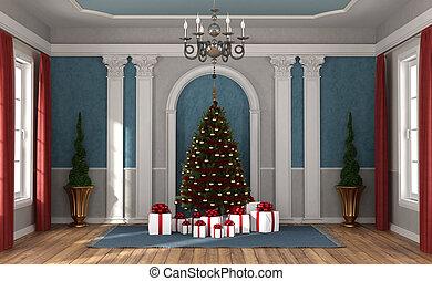 αναμονή , xριστούγεννα , δωμάτιο , πολυτέλεια
