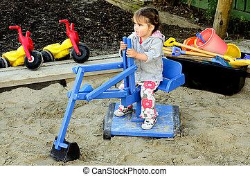 αναξιόλογος , παιδική χαρά , παιδί
