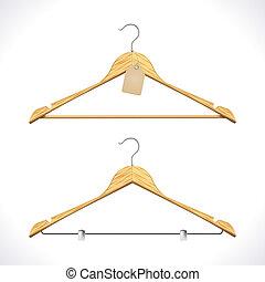 αναρτήρ , ρούχα