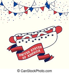 αναστάτωση , αφίσα , ενωμένος , αμερική
