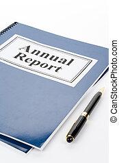 αναφορά , ετήσιος