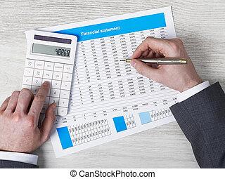 αναφορά , οικονομικός