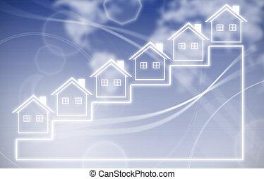 ανεμόσκαλα , ιδιοκτησία, περιουσία , γενική ιδέα , κτήμα , όνειρο , πραγματικός