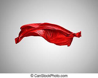 ανεξάρτητος , γκρί , φόντο. , κομψός , λείος , ένδυμα , διαφανής , κόκκινο