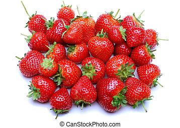 ανθοδέσμη από , strawberry\\\'s