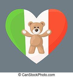 αντέχω , ιταλίδα , teddy