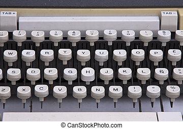 αντίκα γραφομηχανή