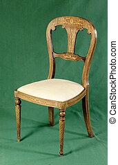 αντίκα , καρέκλα