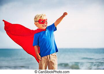 ανυπέρβλητος ήρωας