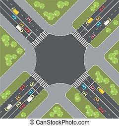 ανώτατος , cars., εικόνα , μικροβιοφορέας , αντίκρυσμα του θηράματοσ. , διατομή , δρόμοs