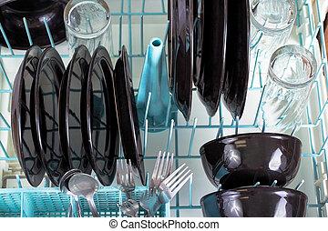 απαιτώ υπερβολικό νοίκι από. , πλυντήριο πιάτων