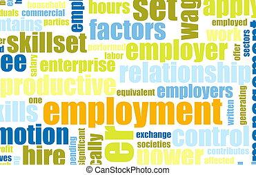 απασχόληση