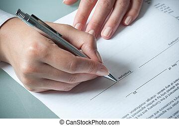 απασχόληση , συμφωνία