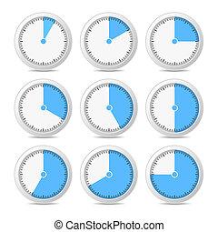 απεικόνιση , εικόνα , φόντο , μικροβιοφορέας , μετρών την ώραν , άσπρο
