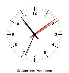 απλό , ρολόι