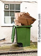 αποθήκη , ανακύκλωση , πράσινο